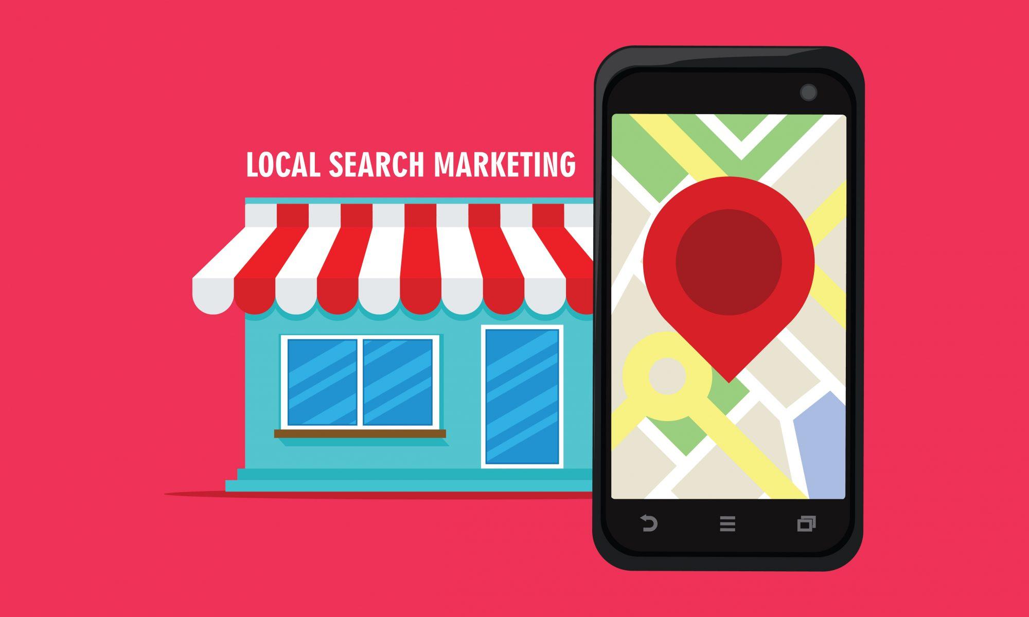 search engine optimization, local SEO